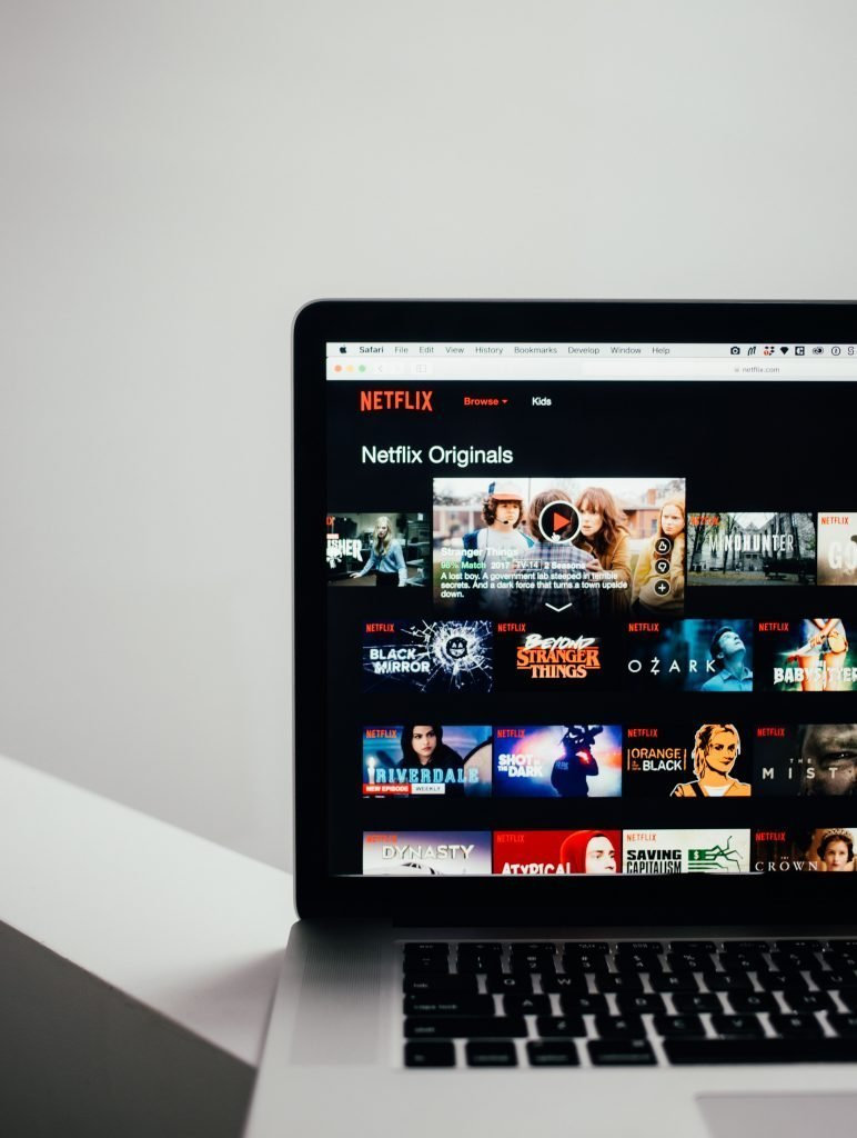 Netflix era un simple videoclub
