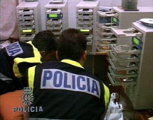 Policía especializada
