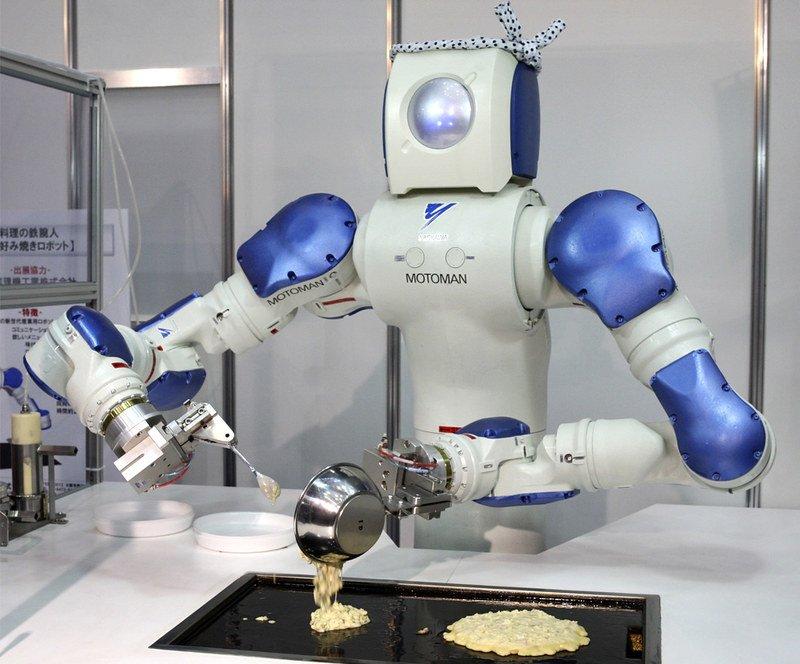 Más profesiones de las que imaginamos podrán ser realizadas por robots